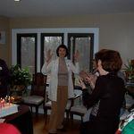 Mom's 83rd birthday