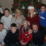 Nana with Family