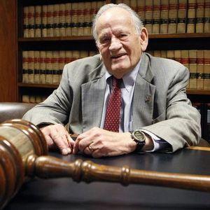 Judge S. Arthur Spiegel Obituary Photo
