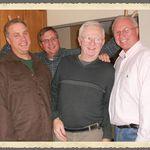 Van, Bruce, Jerry & Gordon  11-24-2011