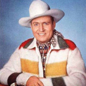 Gene Autry Obituary Photo