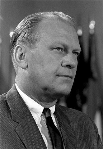 Obituary Photos Honoring Gerald Rudolph Ford Jr