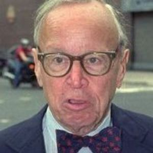Arthur Schlesinger Obituary Photo