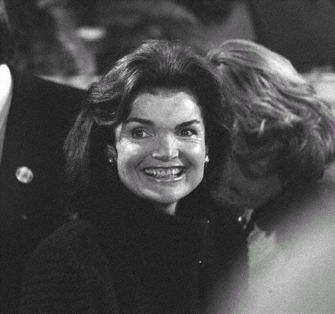 jackie kennedy onassis quotes. Jacqueline Kennedy Onassis