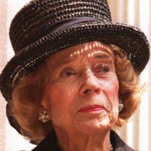 Brooke Astor Obituary Photo