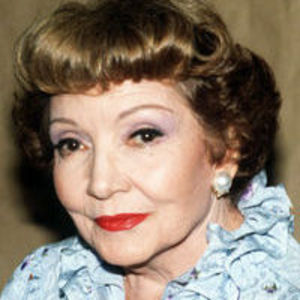 Claudette Colbert Obituary Photo