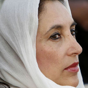 Benazir Bhutto Obituary Photo