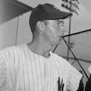 Joe DiMaggio Obituary Photo