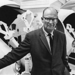 Arthur C. Clarke Obituary Photo