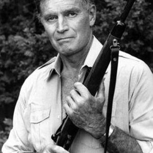Charlton Heston Obituary Photo