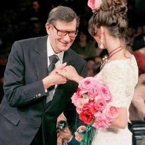 Yves St. Laurent Obituary Photo