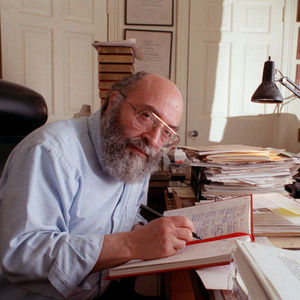 Chaim Potok Obituary Photo