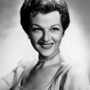 Jo Stafford Obituary Photo