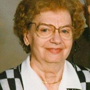 Evelyn Marie Weikart