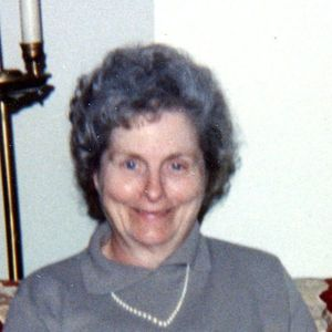 Marie (Wendeborn) Cronin