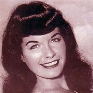 Bettie Page Obituary Photo