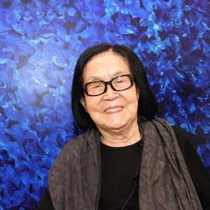 Tomie Ohtake Obituary Photo