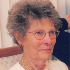 "Ruth ""Evelyn"" Morehous Obituary Photo"