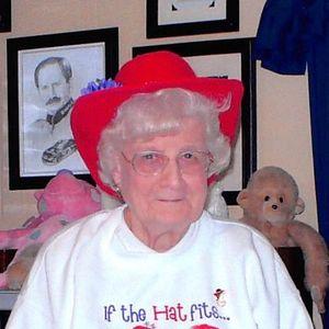 Edna Noline Evans Obituary Photo