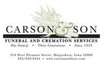 Carson & Son Funeral And Cremation Services