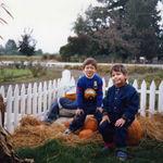 Pumpkin patch kids