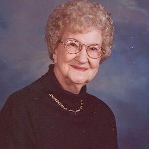 Mrs Ruby Cavin Watson