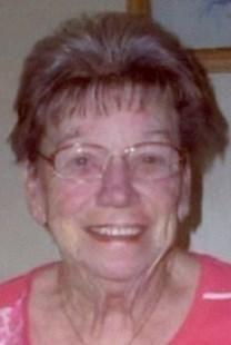Catherine Hughes obituary photo