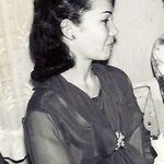 Mom in the early years.