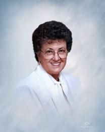 Jessie Janet Allen obituary photo