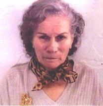 Luisa Alvarez-Jerez obituary photo