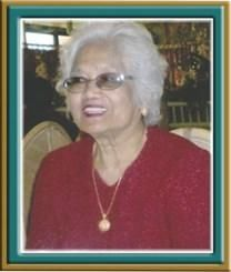 Maria Culala Lapuz obituary photo