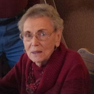 Genevieve Gen Hamer Obituary Photo