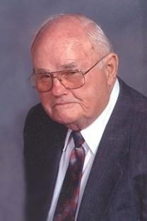 Walter Harmon obituary photo