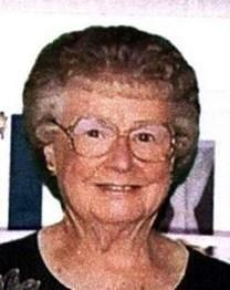 Edith M. Albright obituary photo