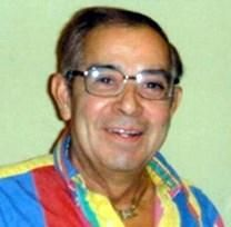 Guillermo Gonzalez obituary photo