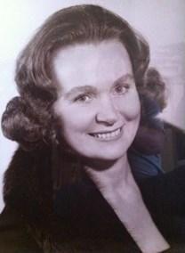 Maria T. WARREN obituary photo