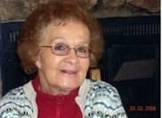 Betty Jean Derr obituary photo