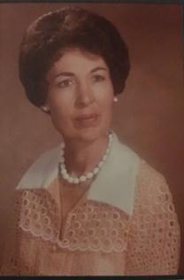 Alyce Lorraine Wells obituary photo