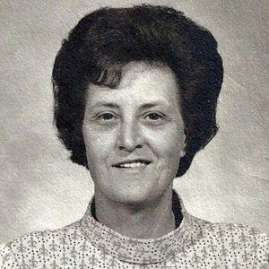 Inez Cooke Obituary Photo