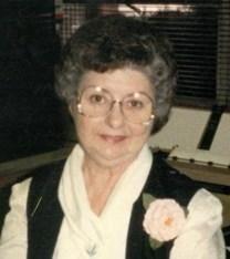 Beatrice Alberta Smith obituary photo