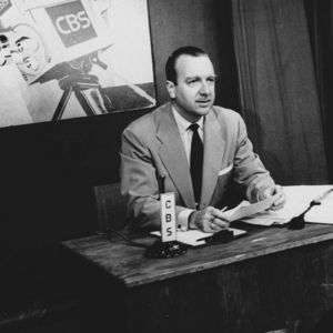 Walter  Cronkite Obituary Photo
