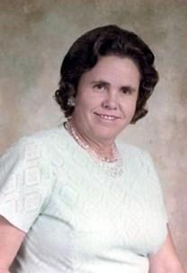 Dorothy Cobb Nickoles obituary photo