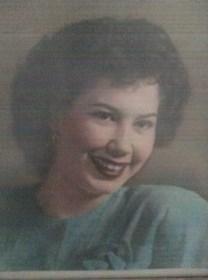 Gloria Maria Williams obituary photo