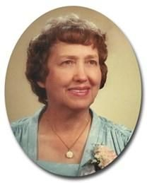 Mary R. Henderson obituary photo