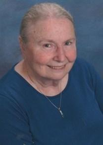 Clara Louise Gordon obituary photo
