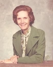 Viola S. Winecoff obituary photo