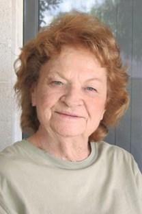 Mary Louise Willenberg obituary photo