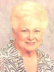 Ina Florence Kurland obituary photo