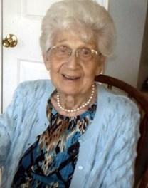 Juanita Mildred Hughes obituary photo