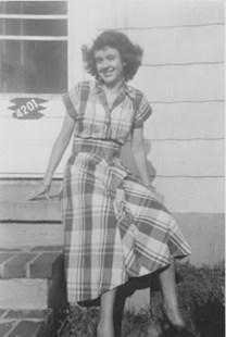 Mary K. Jennison obituary photo